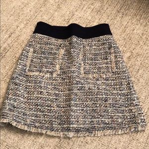 J. Crew Skirts - JCrew Tweed Mini
